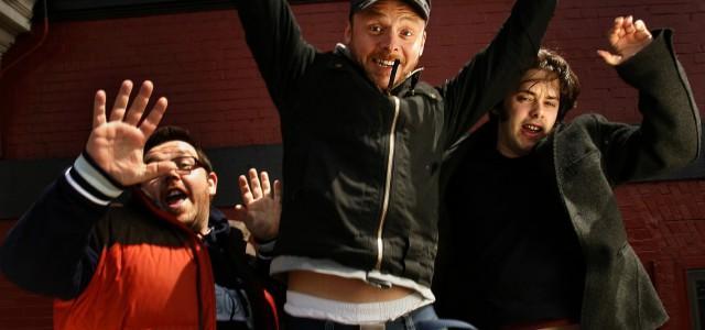 Inhalt und Drehstart für den dritten Edgar Wright/Nick Frost/Simon Pegg Film