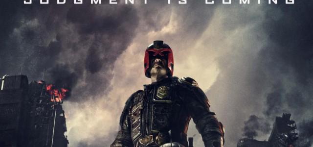 Dredd – finales US-Poster zum Action-Kracher