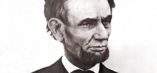 Daniel Day-Lewis ist Lincoln
