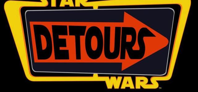 """Neue Star-Wars Animationsserie: erste Clips zu """"Detours"""""""