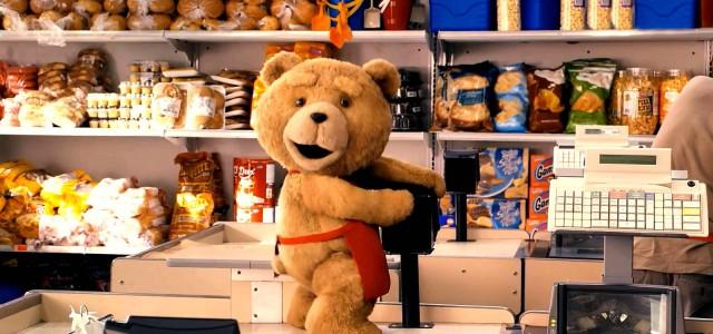 Box-Office Deutschland – Ted bleibt bärenstark!