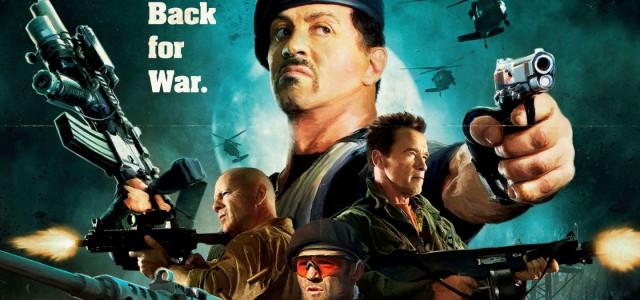 Box-Office USA – The Expendables 2 enttäuscht als neue Nummer 1