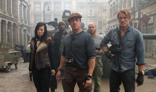 The Expendables 3 – Kommando zurück! Nic Cage doch nicht dabei