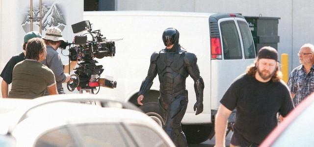 Erste Bilder vom neuen Robocop-Anzug!