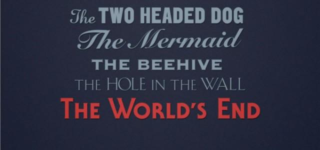 Casting-News für Edgar Wrights The World's End