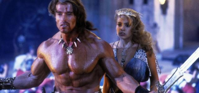 Arnold Schwarzenegger kehrt zurück als Conan!