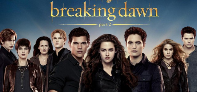 Box-Office Deutschland – Rekordstart für Breaking Dawn II