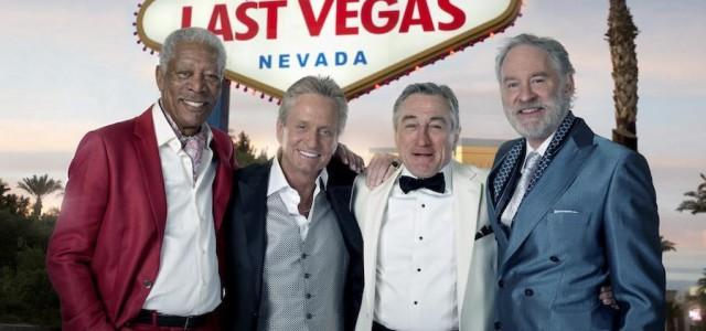 Last Vegas – Hangover für Senioren