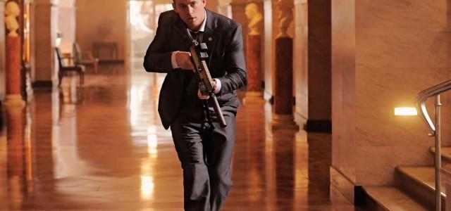 Die ersten Bilder aus White House Down zeigen Channing Tatum in Action