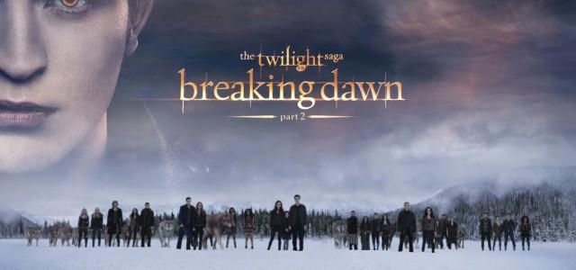 Box-Office Deutschland – Breaking Dawn II holt die Goldene Leinwand