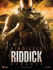 Riddick internationales Poster