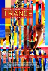 Danny Boyle Trance Poster