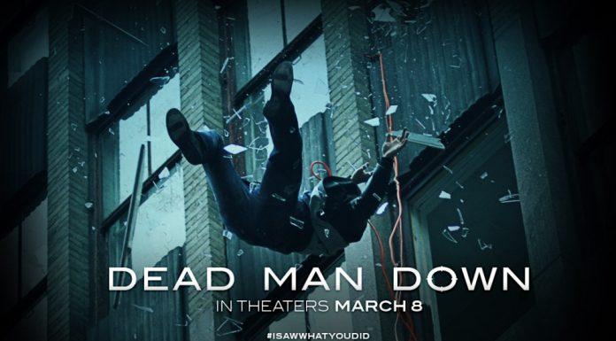 Dead Man Down Trailer und Poster