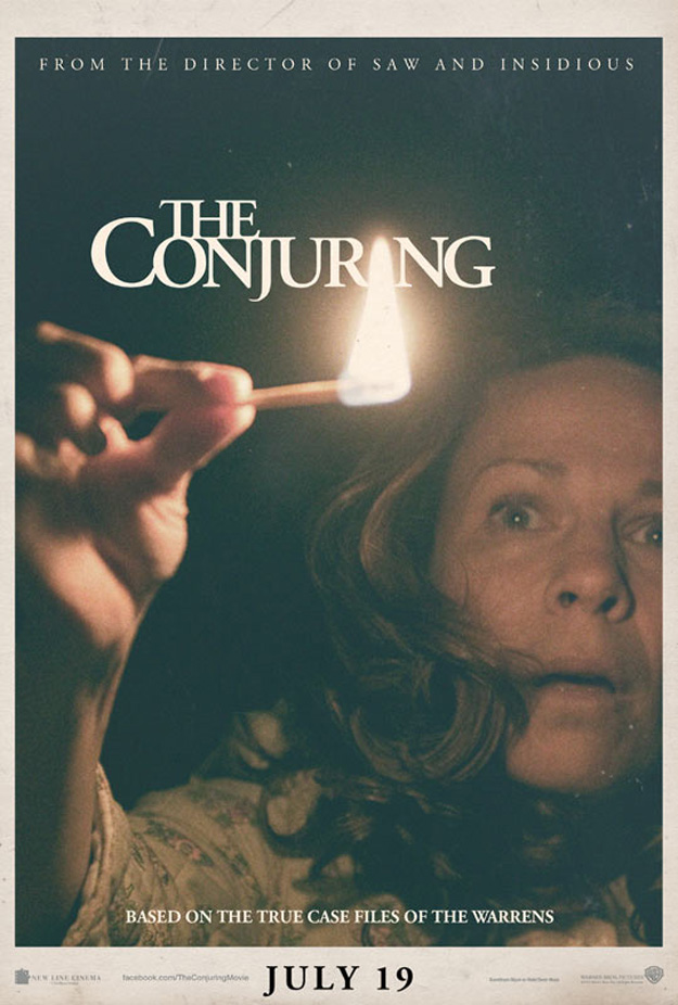 The Conjuring - Trailer und Poster