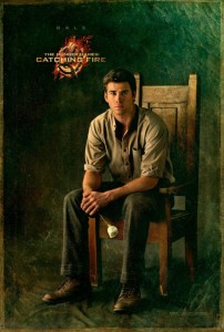 Catching Fire Charakterposter - Gale