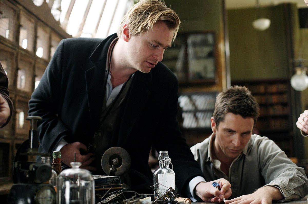 """Christopher Nolan dreht """"Interstellar"""""""