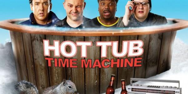 Die Whirlpool-Zeitmaschine ist zurück – Hot Tub 2 kommt!