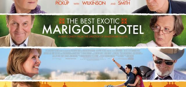 Best Exotic Marigold Hotel (2011)