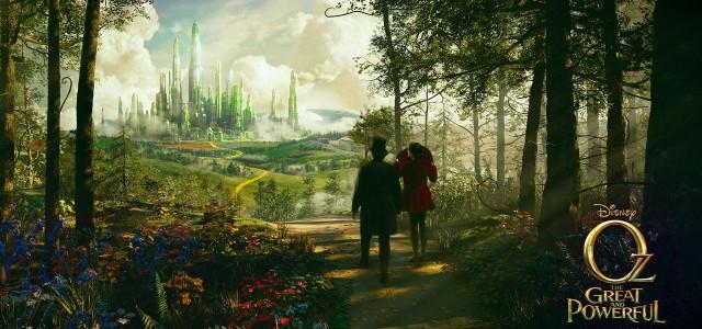 Box-Office Welt – Oz nähert sich weltweit der $300 Mio-Marke