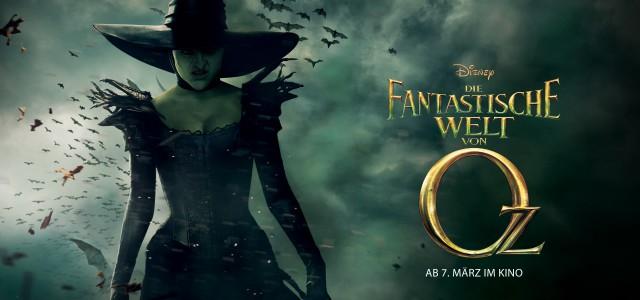 Box-Office USA – Oz bleibt stark an der Spitze