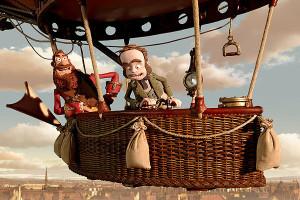 Die Piraten! - Ein merkwürdiger Haufen Kritik 1