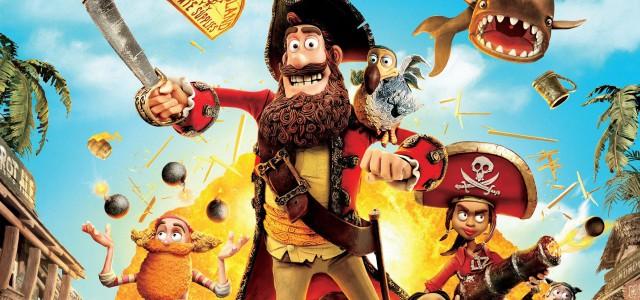 Die Piraten! – Ein Haufen merkwürdiger Typen (2012)