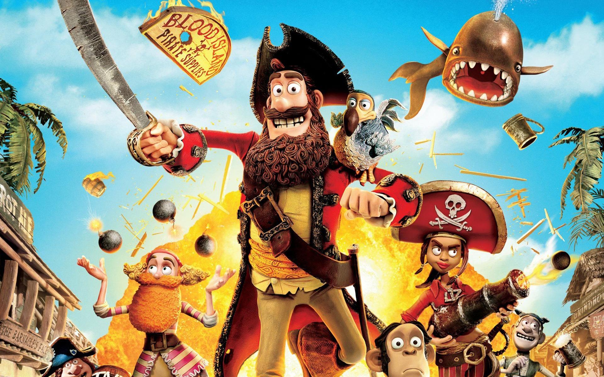 Die Piraten! - Ein Haufen merkwürdiger Typen Kritik