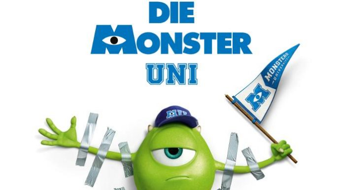 Die Monster Uni Poster