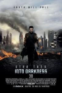 Star Trek into Darkness internationales Poster