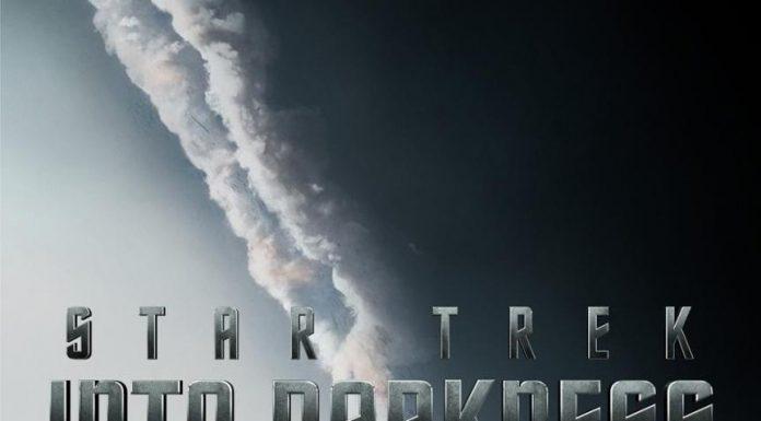 Star Trek into Darkess Poster