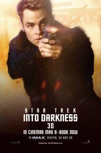 Star Trek into Darkness Charakterposter 1
