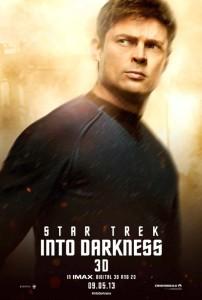 Star Trek into Darkness Charakterposter 4