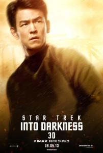 Star Trek into Darkness Charakterposter 6