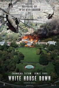 White House Down Poster 1