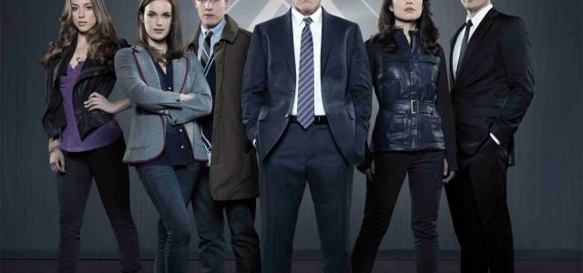 ABC bestellt Marvel's Agents of S.H.I.E.L.D. plus neuer Teaser