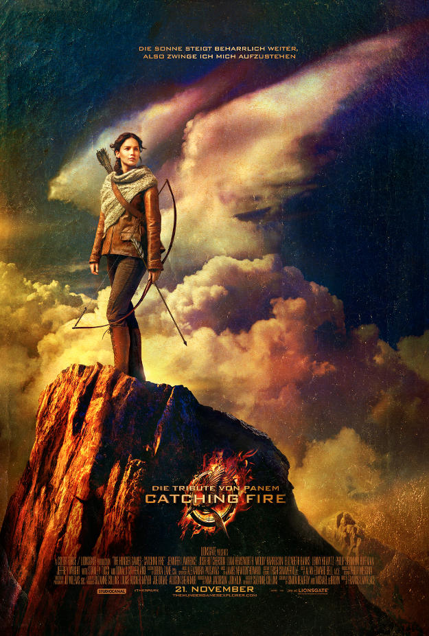 Catching Fire Poster 1