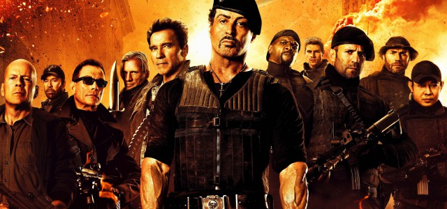 The Expendables 3 – Harrison Ford rein, Bruce Willis raus?