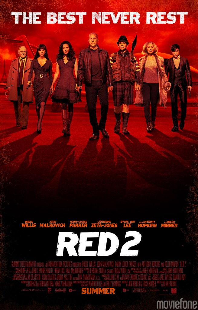 RED 2 Poster 1