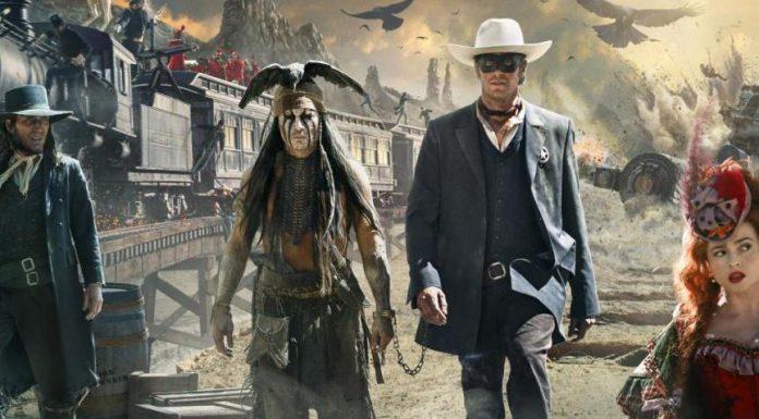 Lone Ranger Filmposter