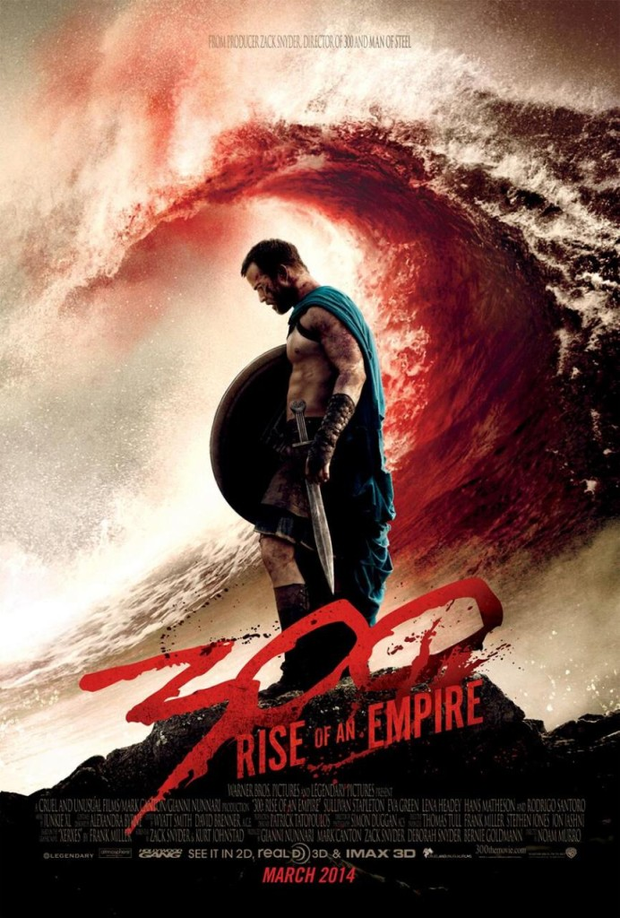 300: Rise of an Empire neues Poster