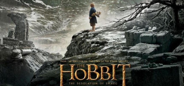 So sieht Smaug im neuen Hobbit-Film aus!