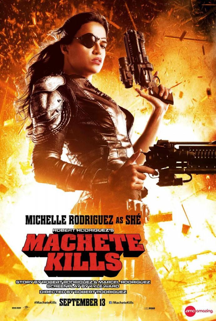 Machete Kills Trailer und Poster