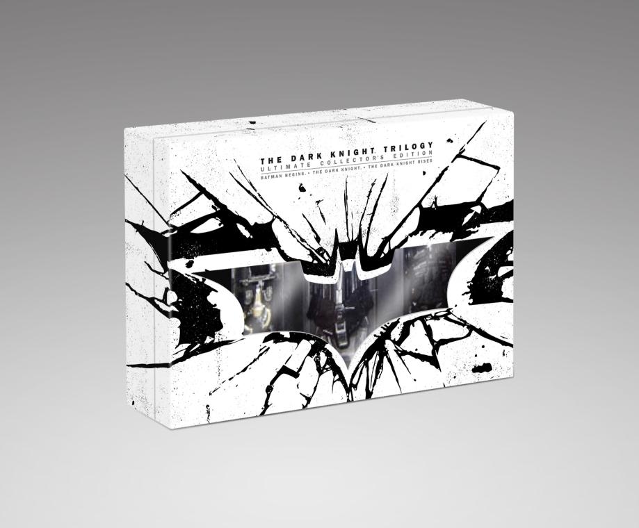 The Dark Knight Trilogy Ultimate Collector's Edition deutsche Version