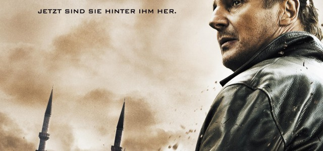 Liam Neeson kehrt zurück in Taken 3