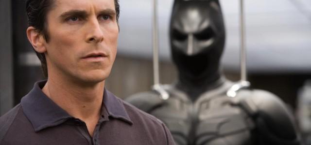 Christian Bale ist fertig mit Batman