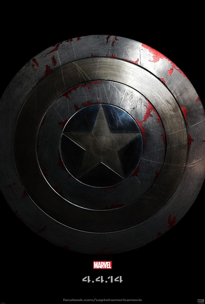 Captain America: Thw Winter Soldier Poster