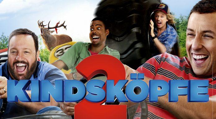 Kindsköpfe 2 (2013) Filmkritik