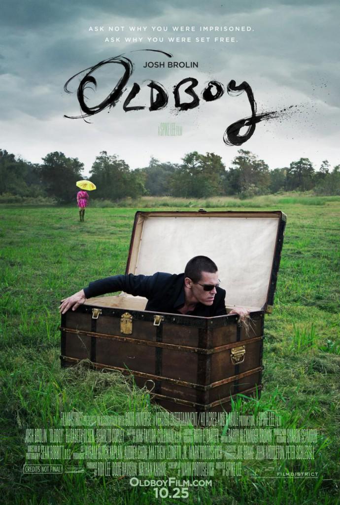 Oldboy Trailer und Poster