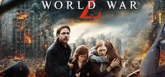 Box-Office Deutschland – World War Z schießt an die Spitze