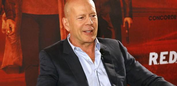 R.E.D. 2-Pressekonferenz: Renter ist Bruce Willis längst nicht